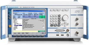 Broadcast test system