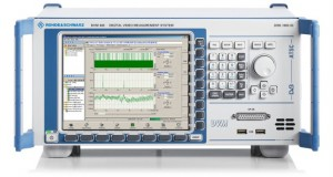 Digital video measurement system