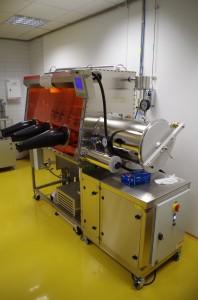 Isolator workplace