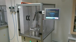 XEF2 etching system